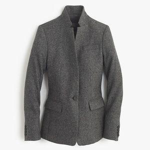 J. Crew Regent Blazer Donegal Wool